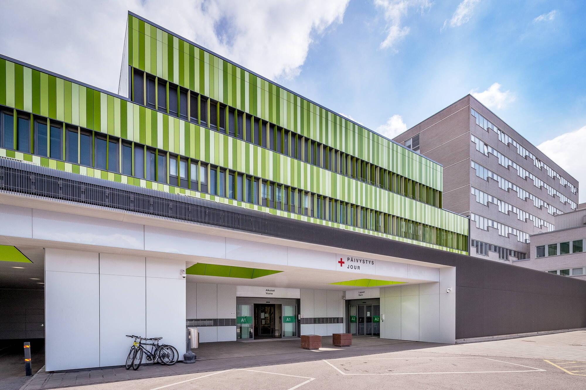 Lohjan Sairaala Päivystys