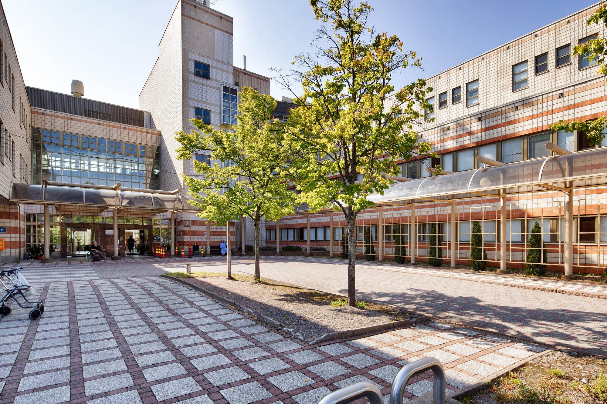 Hyvinkään Sairaala Päivystys